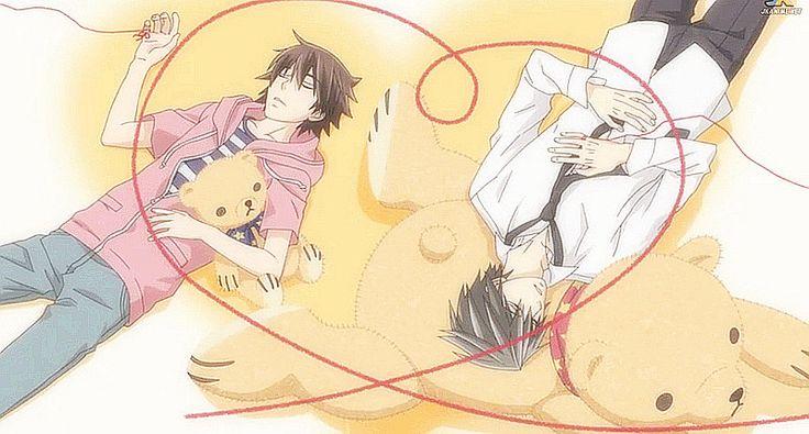 #Misaki #Usagi #Love #Yaoi