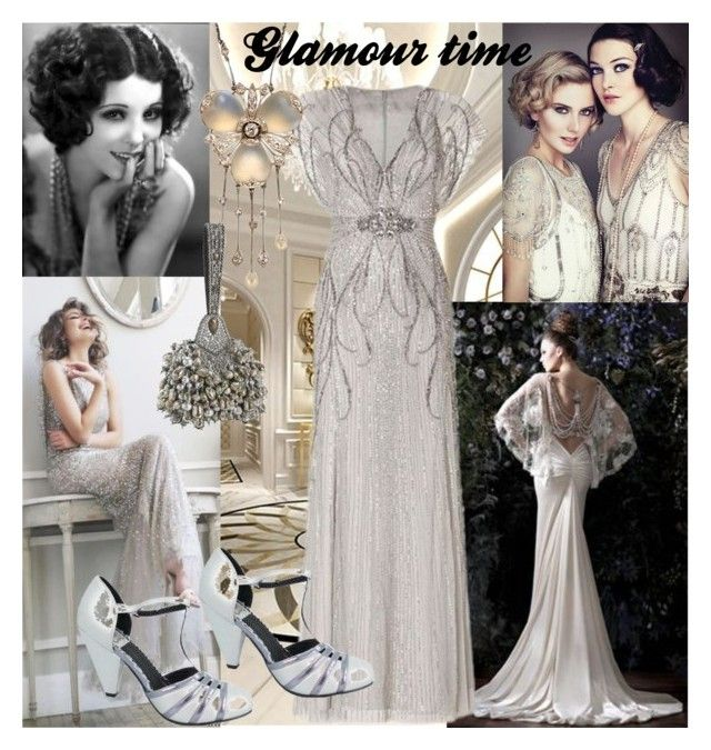 """GLAMOUR TIME"" by kidsfashion001 on Polyvore featuring Elie Saab and Reception"
