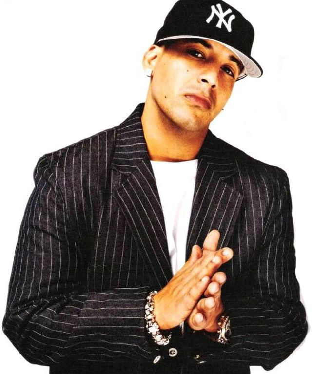 Daddy Yankee....Sexy and to me is the King of Reggaeton. Many claim to be...but for me..hands down. DADDY BABY!!