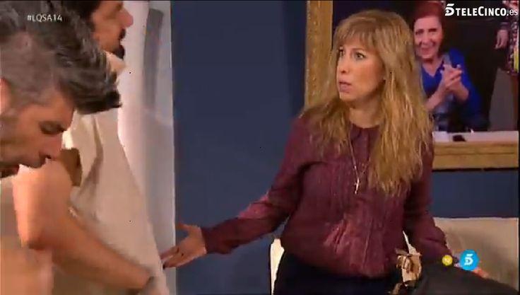 Berta cree que Antonio Recio ha estado en un puticlub #LQSA14