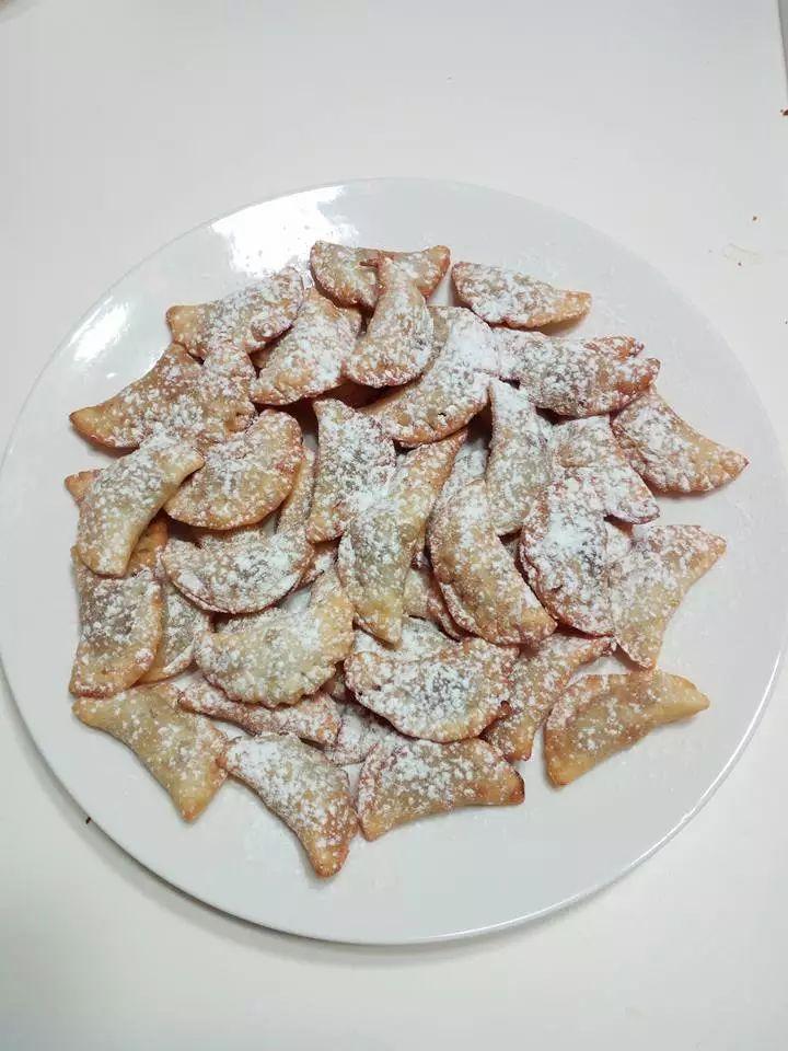ravioli fritti alla nutella