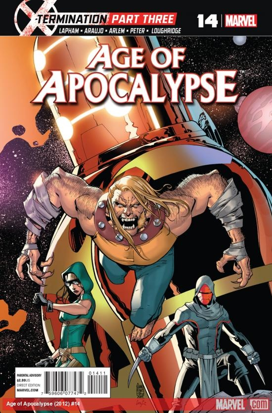 Comic Book Review: Age of Apocalypse #14