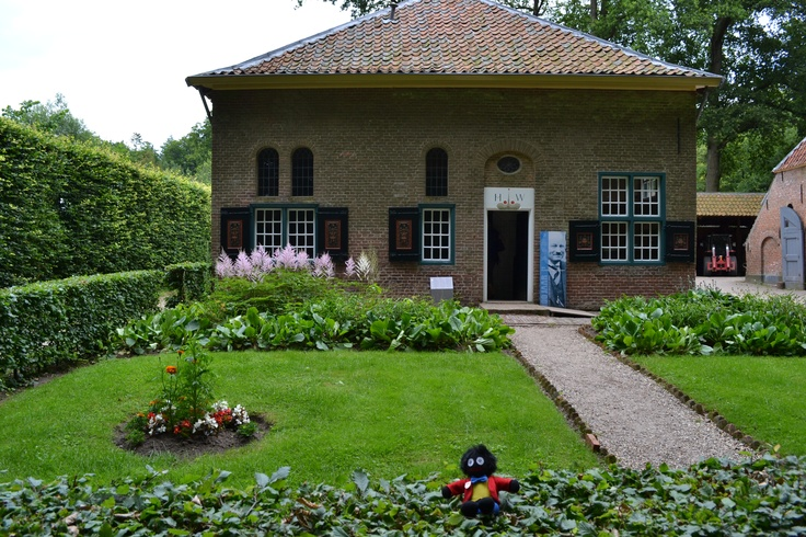 Openluchtmuseum (open air museum) - a step back in time. Arnhem