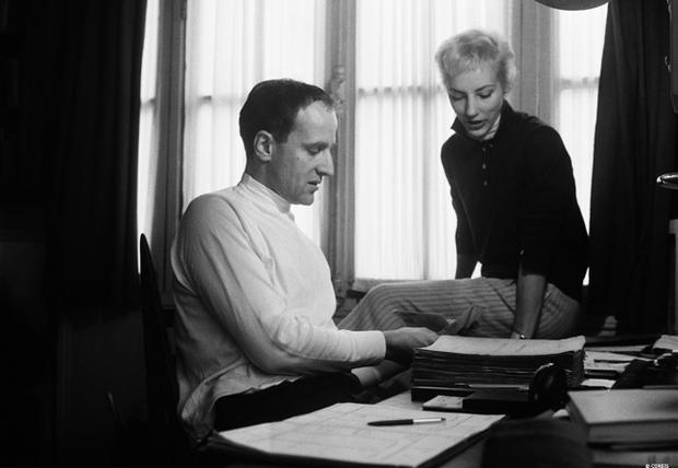* Boris Vian et Ursula