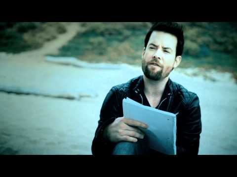 David Cook - The Last Goodbye - Singing and Barefoot on the beach...need I say more?