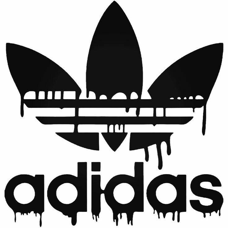 Pin De Camille Calderon En Cricut Logo De Adidas Fondos De Adidas Logos Marcas De Ropa