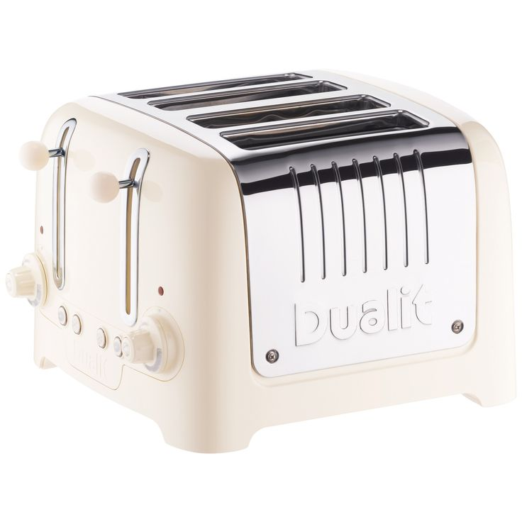 Dualit Lite 4-Slice Toaster with Warming Rack from our Toasters range at John Lewis. £79.95.