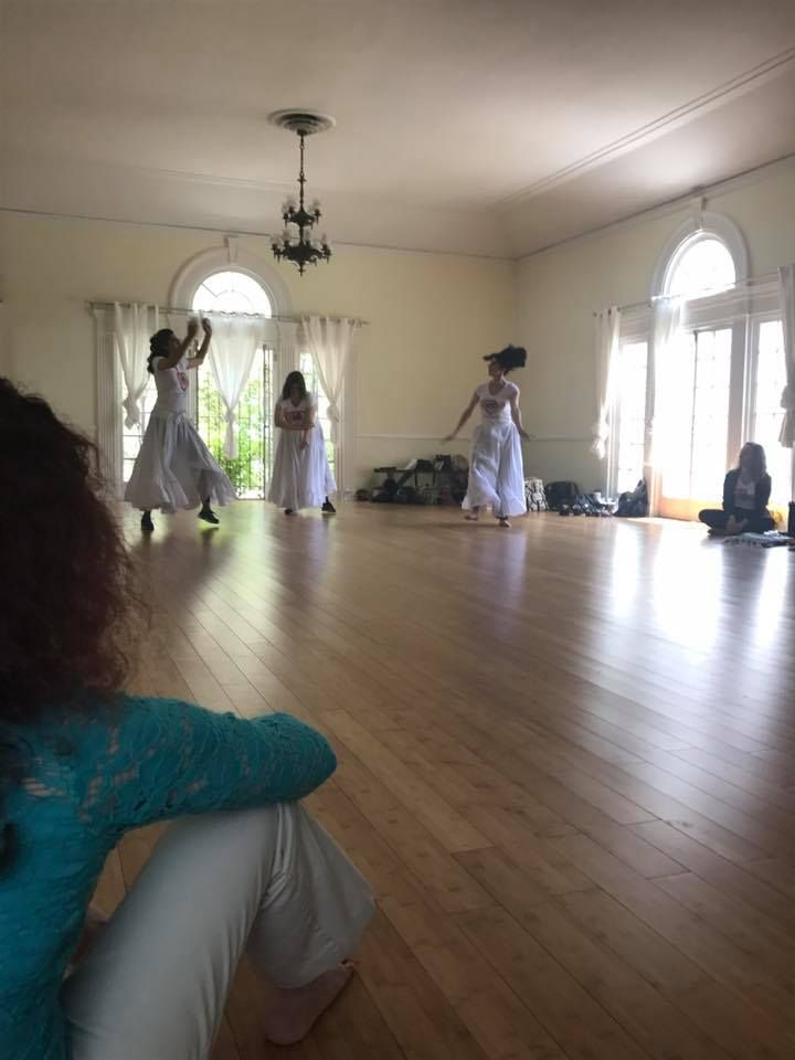 Melanie Lutz Behin Behrozi Gabriela Garcia Dance from the Heart American Association of Dance Therapy