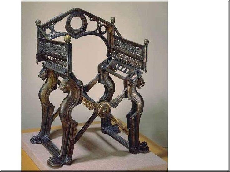 román stílusú antik bútor