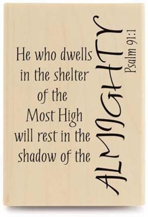 Psalm 91:1 #Scripture