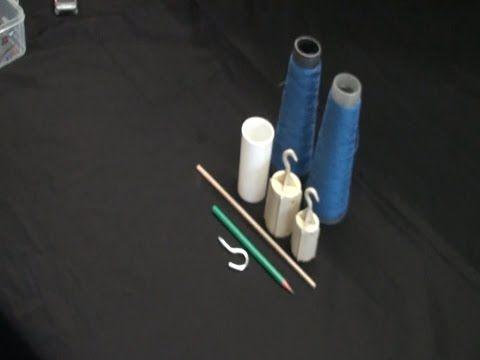 Крученый пояс | Энциклопедия машинного вязания