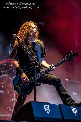 EXODUS - Resurrection Fest'13: 2 de Agosto'13 – Viveiro (Galicia)   Metal Symphony