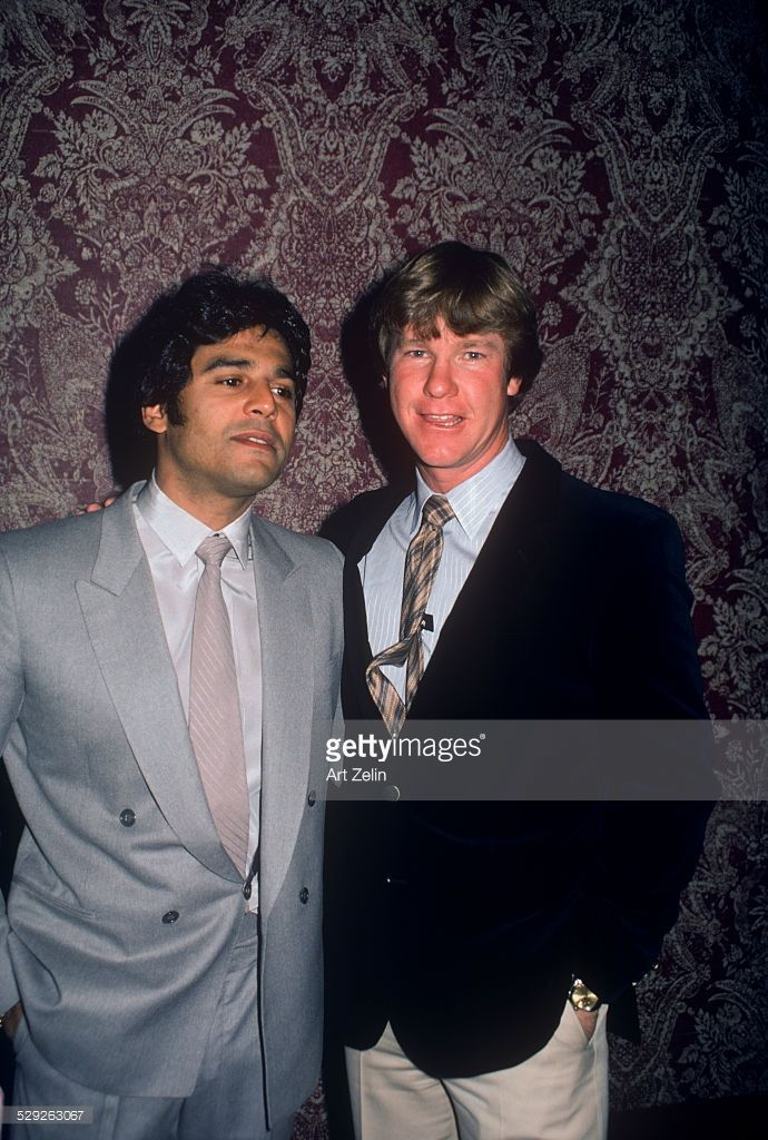 Erik Estrada and Larry Wilcox - Ponch and Jon