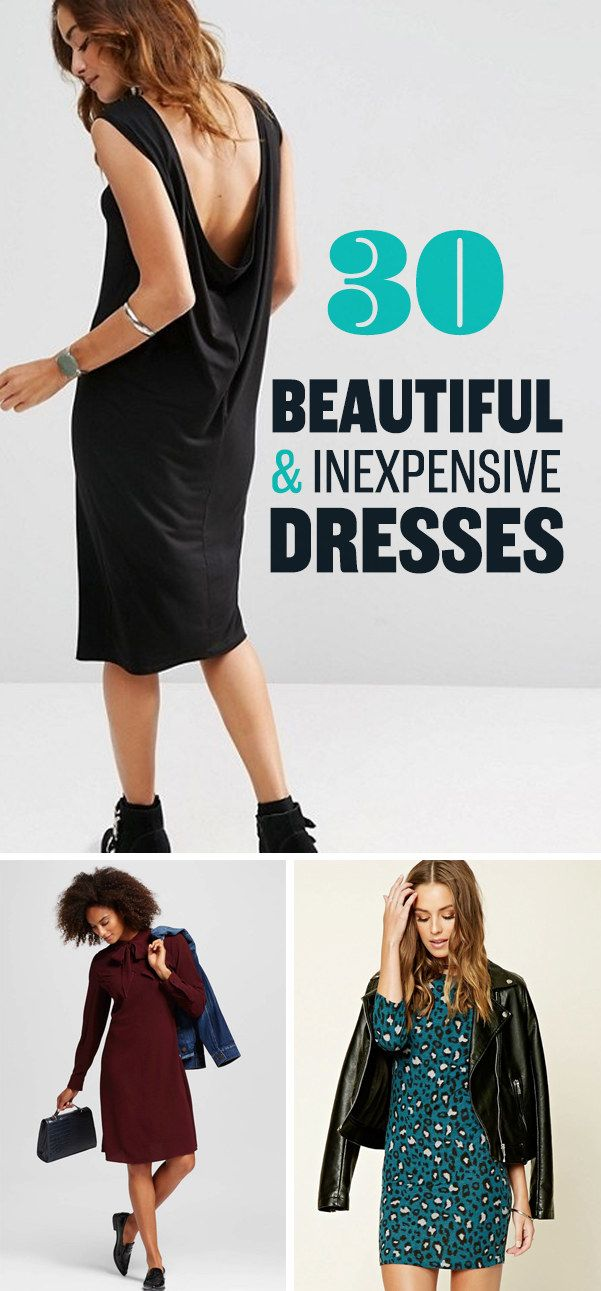 30 Beautiful And Inexpensive Dresses You'll Want To Wear Every Day