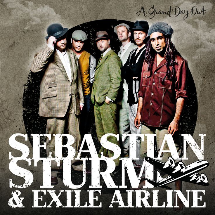 """Sebastian Sturm & Exile Airline // """"A Grand day Out"""""""