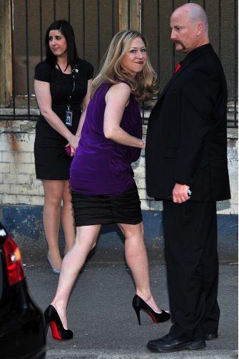 Chelsea clinton pregnancy due date