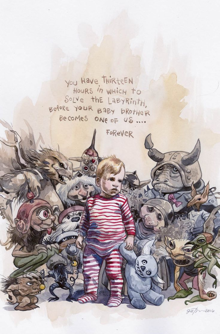 <em>Labyrinth</em> comic to reveal origins of the Goblin King — exclusive first look