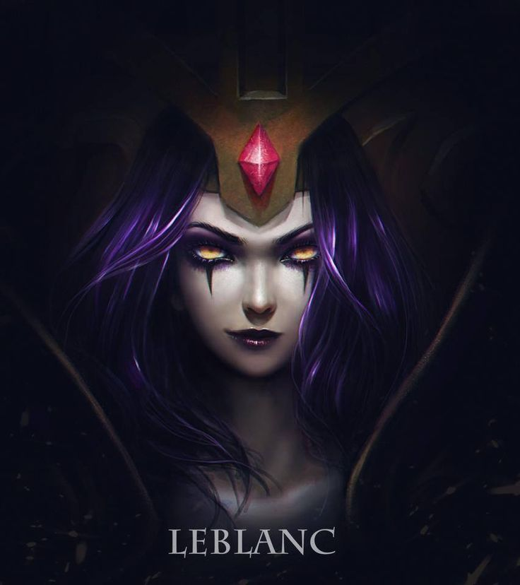 LeBlanc witcher.