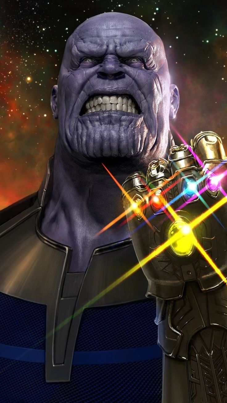 wallpapers iphone 6s hd 92317 Strands Thanos marvel