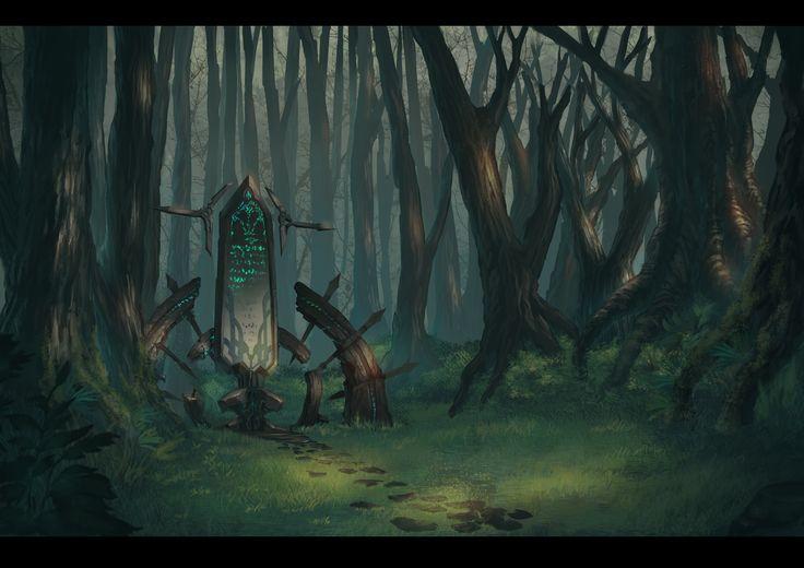 Shadow Tombstone