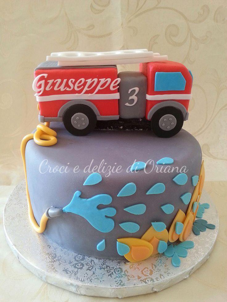 torta pompieri