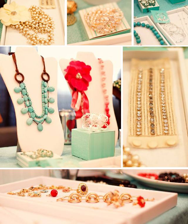 12 best Jewelry Party Ideas images on Pinterest Jewelry party