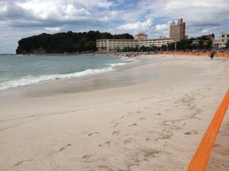 2012/08/10 白良浜, 南紀白浜, 和歌山県 / Shirarahama Beach, Nanki Shirahama, Wakayama