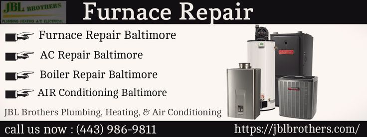 When your furnace needs a repair, trust the professionals at JBL Brothers. We'll show up on time and in uniform, and fix your furnace correctly the first time. JBL Brothers are your choice Baltimore area heating contractor that specializes in high-efficiency, comfortable, and extremely cost-effective heating solutions including furnaces, heat pumps, floor/wall heaters, and boilers. Visit - https://jblbrothers.com/services/heating/