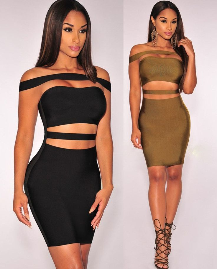 Sexy club clothes for women