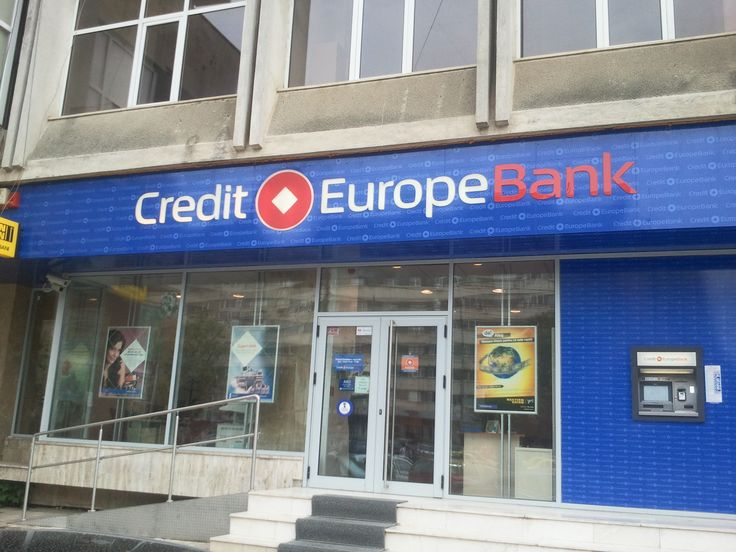 CREDIT EUROPE BANK IASI