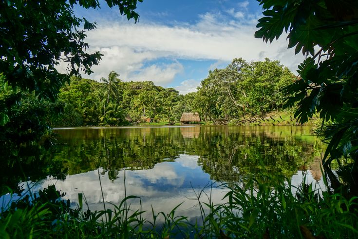 Family friendly travel in Fiji
