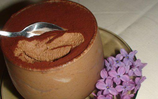 Retete Culinare - Mousse au chocolat