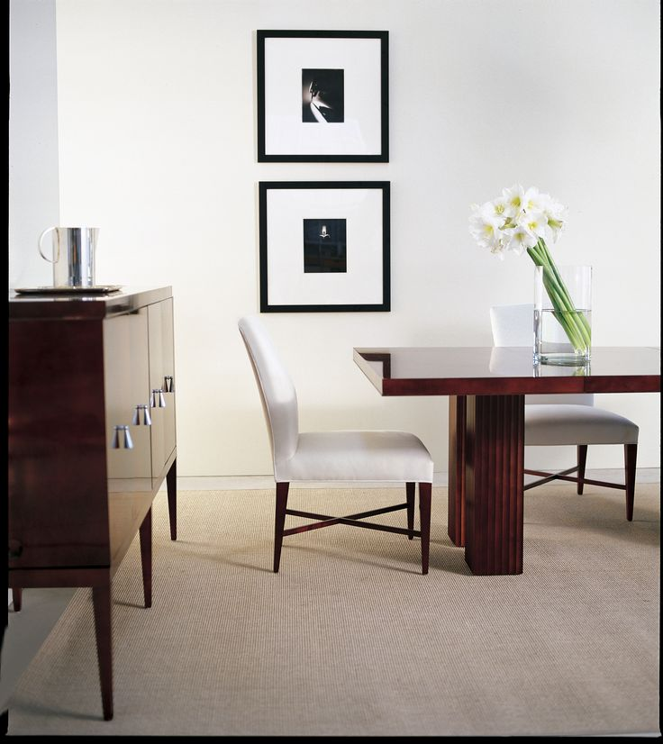Simple Dining Elements Archetype Furniture RoomsDining