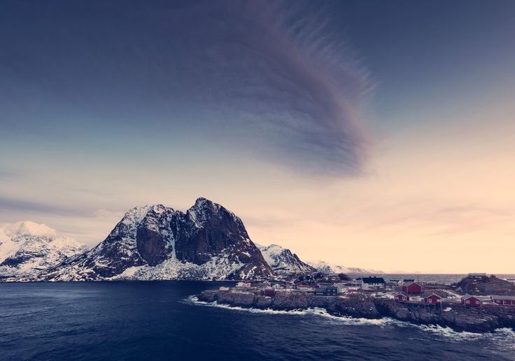 Winter in North Norway - Lofoten Islands 05