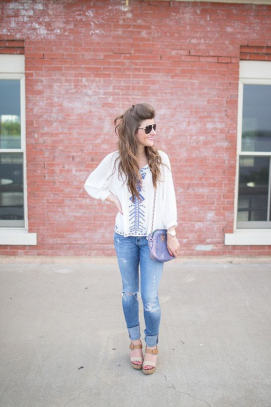chicwish top: Clothes, Casual, Distressed Denim, Cheers Daretobefabulous, Accessories, White Tops, Chicwish Top