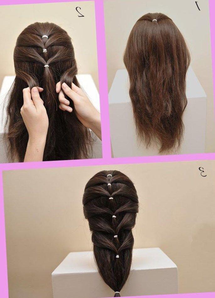Peinados Para Nina Faciles De Hacer Trendypeinados Trendy2019 Little Girl Hairstyles Kids Hairstyles Hair Styles