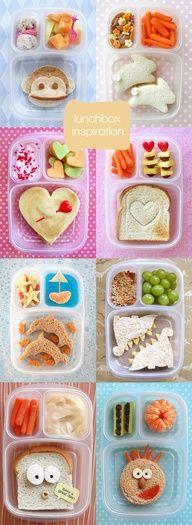 Cute School Lunches
