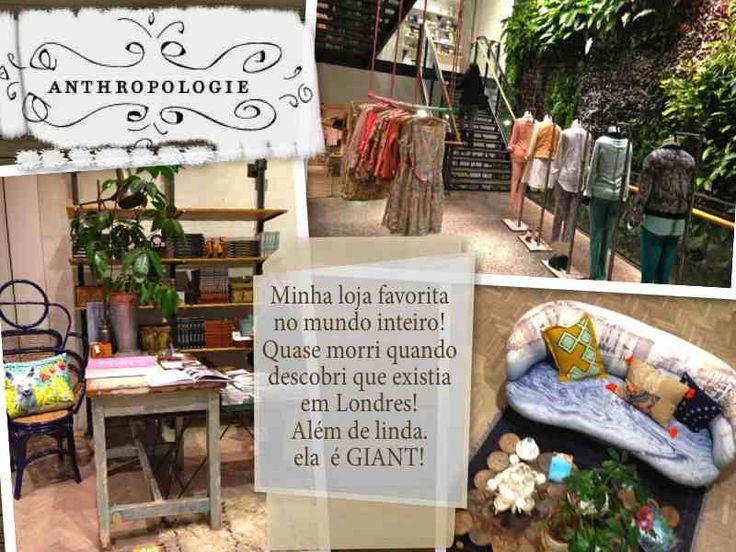 anthropologie lojas - Pesquisa Google