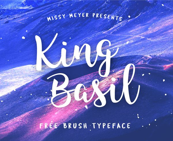 Best Free Script Fonts for Logo Design & Logotypes (20 Fonts) | Free cursive fonts. Best free script fonts. Brush font