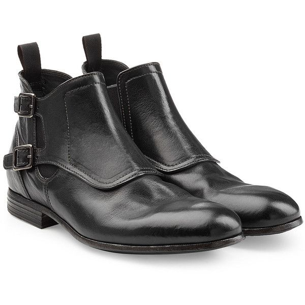 1000  ideas about Mens Leather Ankle Boots on Pinterest | Mens ...