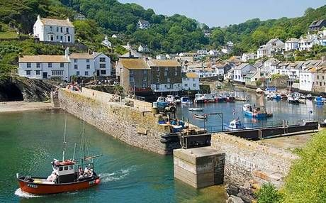 Polperro is a real picture-postcard treasure