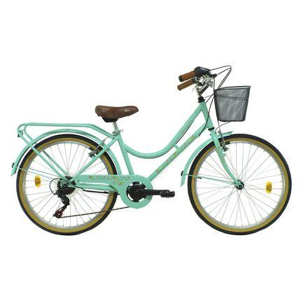 Bicicleta de paseo de niños Urban Life 24'' B-Pro