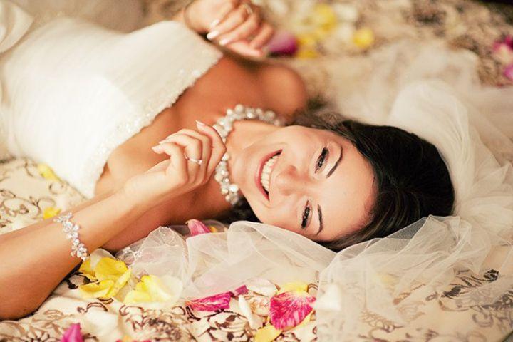 11 дополнительных советов по свадебному макияжу - http://weddywood.ru/11-dopolnitelnyh-sovetov-po-svadebnomu-makijazhu/