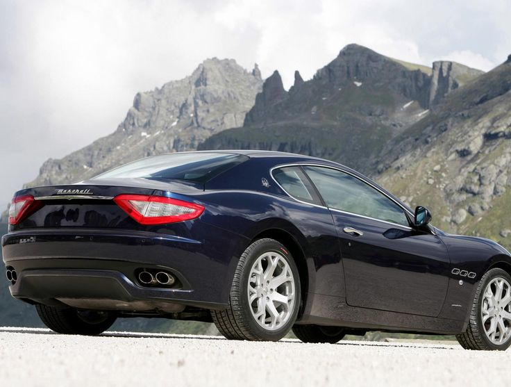 GranTurismo Maserati auto - http://autotras.com