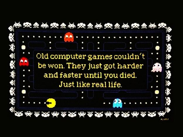 arcade games meaning
