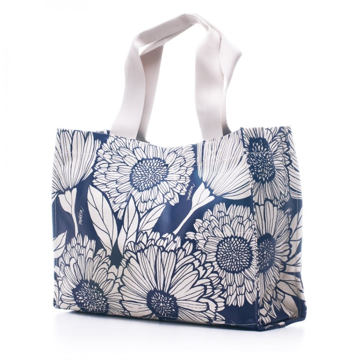 Bags & Totes: Gallery Tote Blue Note $87