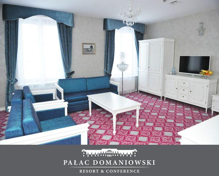 #PalacDomaniowski #Pokoje #Apartamenty