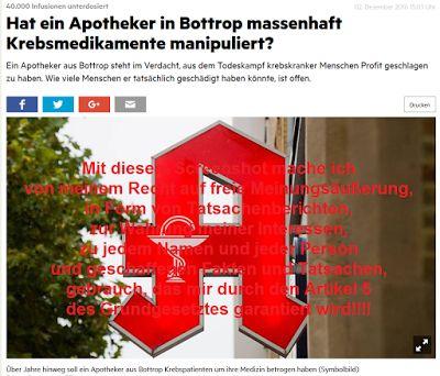 Stephan Bauer: Ärzte und Apotheker ohne Grenzen???Selektiver Mass...