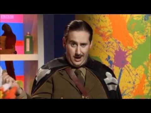 BBC Horrible Histories teaches kids about WW2 British tactics