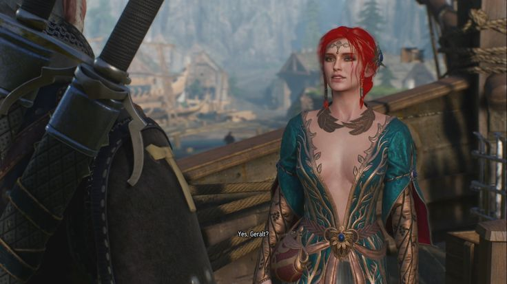 The Witcher 3 Triss Merigold's Alternate Look Costume DLC Location Guide – VGFAQ